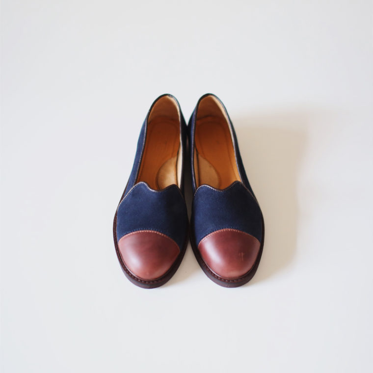 Chloe Navy Secret Brown-2